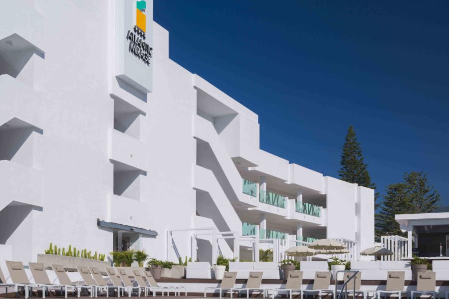 Hotel Atlantic Mirage
